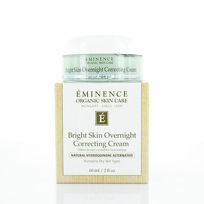 Eminence Bright Skin Overnight Correcting Cream 2oz/60ml  (4.9)