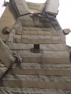 London Bridge Trading LBT-6094/1100 Releasable Vest Plate Carrier Size MEDIUM