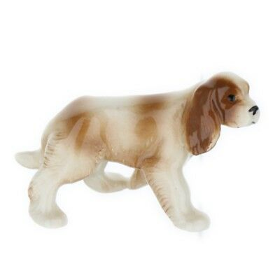 Cavalier King Charles Spaniel Miniature Figurine USA Made by Hagen-Renaker