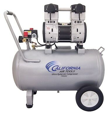 California Air Tools 15020C 2 Hp Ultra Quiet Air Compressor - USED