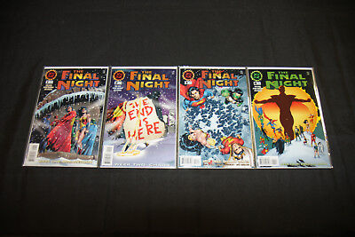 The Final Night 1-4 Set/lot 4Pc