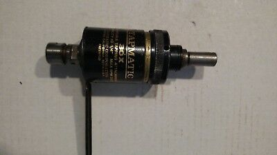 Tapmatic 30 X reversible tapping attachment