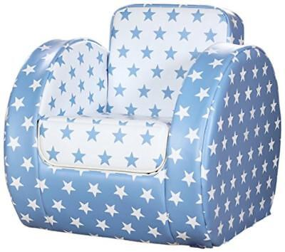 Kit for Kids SP9002 Toddler Poltroncina, Blu Denim - NUOVO