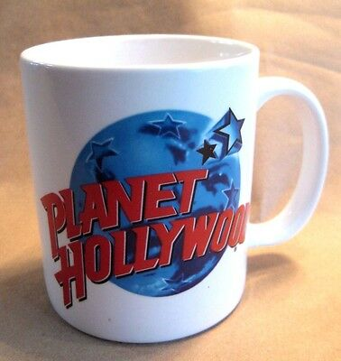 Planet Hollywood Coffee Mug Tea Cup LINYI Made in China