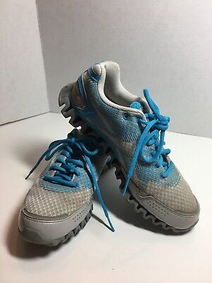 b3c2d6464f1 Women s REEBOK Zignano Running Shoes Size 7.5 Gym Shoes Work Nurse Trainers  Used