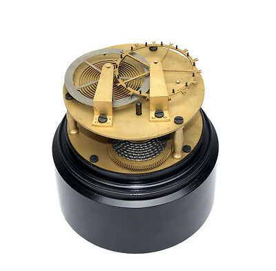 Demonstrative Jeweled 8 Day Fusee Chain Duplex Escapement Clock Movement Model