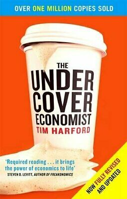 The Undercover Economist by Harford, Tim Paperback Book The Cheap Fast Free Post