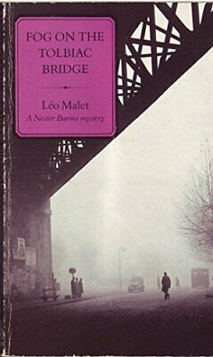 Fog On The Tolbiac Bridge by Malet, Leo Paperback Book The Cheap Fast Free Post