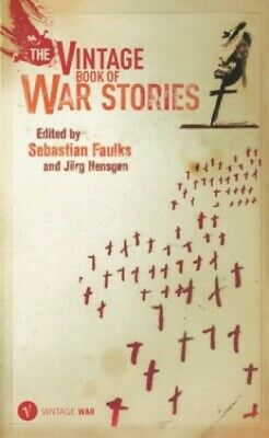 The Vintage Book Of War Stories Paperback Book The Cheap Fast Free Post