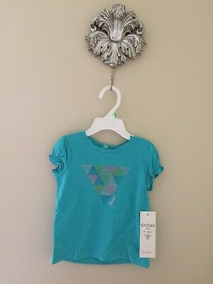 NWT Baby GUESS Tee - Size 18 Months - FREE POSTAGE