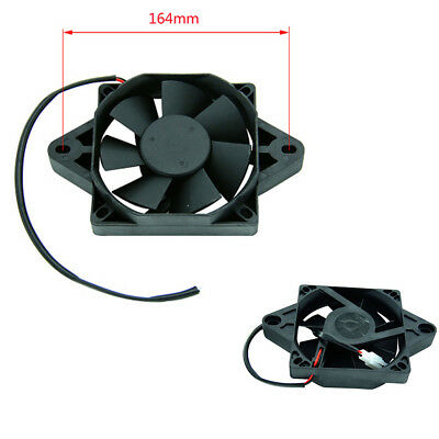 Oil Cooler New Electric Radiator Fan For 200/250cc Buggy Dirt Bike Motorcycle
