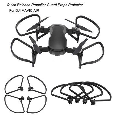 4pcs Propeller Guard Props Protector Rapid Release For DJI Mavic Air FPV Drone