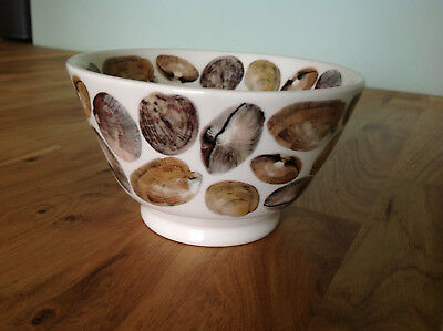 NEW Emma Bridgewater small 'old bowl' COCKLES - *P&P offer*  RRP £17.95