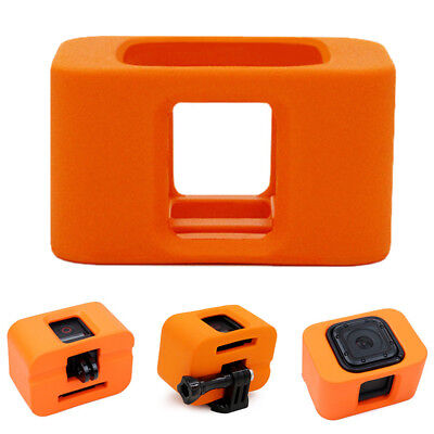 Water Floaty Float Box Protective Case Cover For GoPro Hero 4 5 Session Camera*