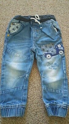 NEXT-Boys Jeans 18-24 Nonths