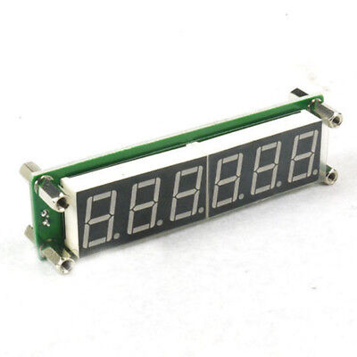 5X(0.1 to 65 MHz RF 6 Digit Led Signal Frequency Counter Cymometer Tester L6J1)