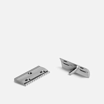 Above The Tie SE2 (v1) Stainless Steel Single Edge Safety Razor Head