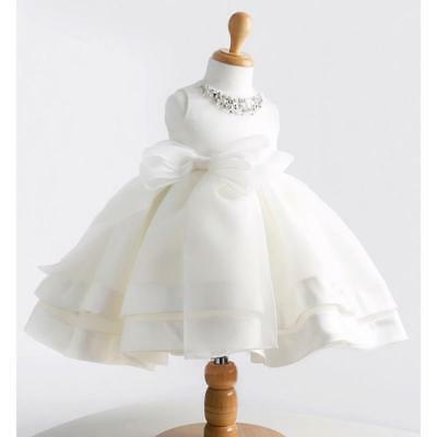 554046e66 Baby Girl Dress For Special Occasion Formal Wears Stone Studded Elegant  Clothing
