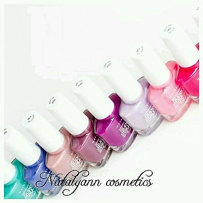 MAYBELLINE Forever Strong Superstay 7Day GEL NAIL COLOUR - Choose from 60 SHADES