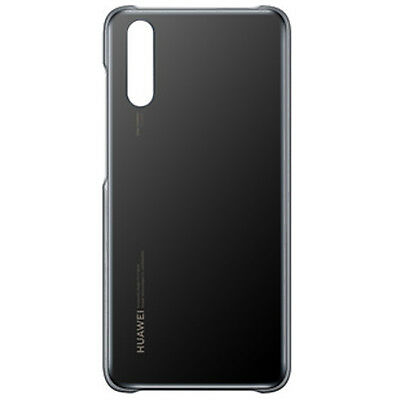 Genuine Official Huawei Color Case Cover for P20 Black 51992349
