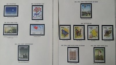 """Ireland Year 1985 Stamps MNH """"Stamps Only"""""""