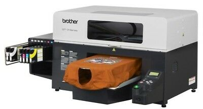 Brother GT 3 Series - 361 DTG Printer + Stand