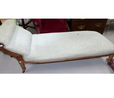 Sofa Day Bed Louis French Chaise Longe, Window Sofa, Early Century ! Beautiful
