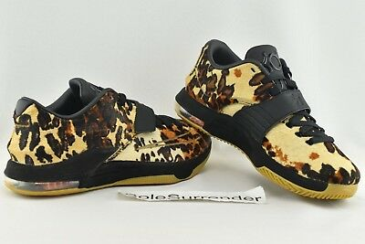 ee52a2578ab denmark nike kd 7 ext longhorn state official images release date changed  b302e d9c81  netherlands nike kd vii ext qs size 8 716654 001 pony horse  hair ...