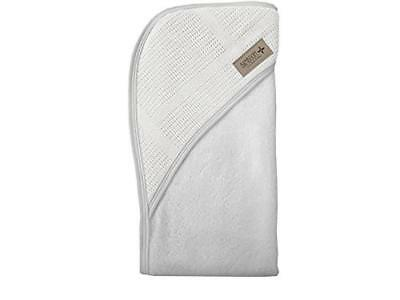 Bamboom 104-108-031 Bagno Duo New Vintage Set Accappatoio , Bianco - NUOVO