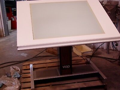 Hamilton Dial-A-Light Electric Drafting Table - Model VR20