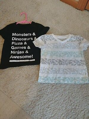 Set of Toddler Boy Epic Threads Tees size 2T