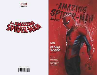 Amazing Spider-man #800 1 in 25 Del Otto Variant pre-sale 5/30 Red Goblin Var