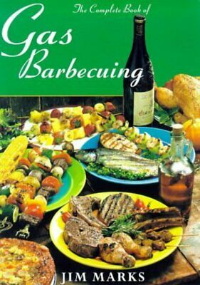 Gas barbecuing by Jim Marks Value Guaranteed from eBay's biggest seller!