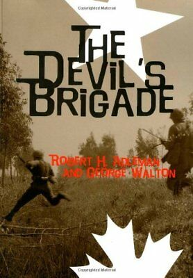 The Devil's Brigade (Naval Institute Press) by George Walton Paperback Book The