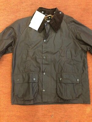 Barbour Bedale Jacket, NWT, Rustic Brown, Multiple Sizes, FREE SHIPPING