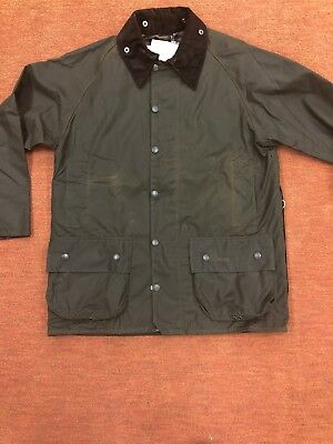 Barbour Beaufort Jacket, NWT, Olive, Multiple Sizes, FREE SHIPPING