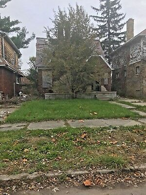 Detroit Investment Property For Sale! Priced Below Market Value! Taxes Paid!