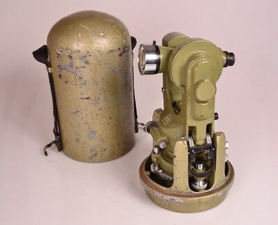 Excellent Wild T1A Theodolite Heerbrugg Switzerland S/N 117657