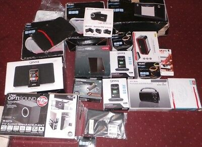 Mostly working Job lot of mixed electronics, sound vision items and more joblot