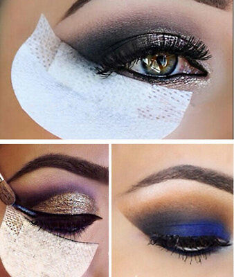 Eye Shadow Shields Protector Pads Patches Under Eye Stickers Eyelash Pads