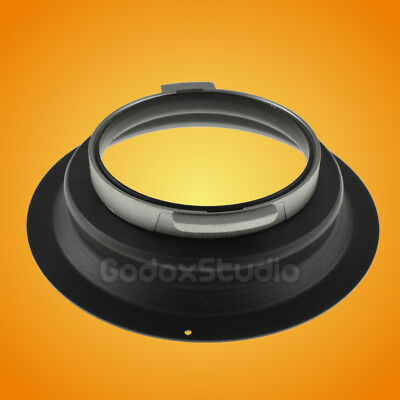 150mm Diameter Speedring Mount Flange Adapter fr Broncolor Pulso / Compuls (A)