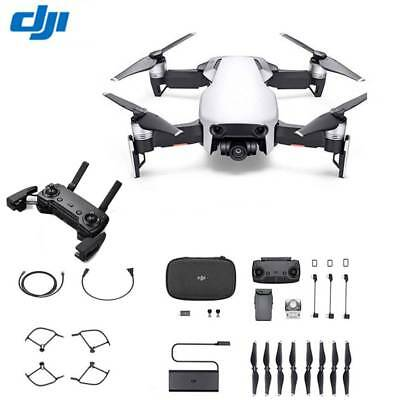 2018 Brand New DJI Mavic Air 3D ActiveTrack 3-Axis Gimbal 32 MP 4K Onyx White AU