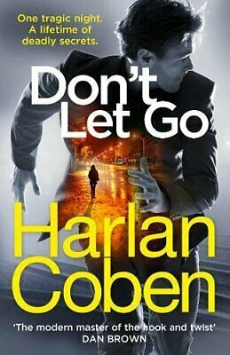 Don't Let Go by Coben, Harlan Book The Cheap Fast Free Post