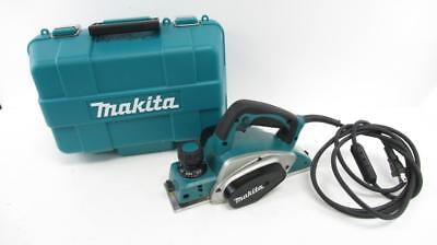 "Makita Kp0800 6.5 Amp 3 1/4"" Planer With Case"
