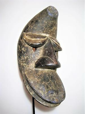 Fine Tribal Gallery -2463 KRAN MASK, LIBERIA