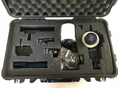Redrock microRemote wireless follow focus with case & tons of accessories!