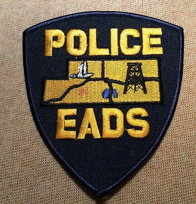 CO Eads Colorado Police Patch
