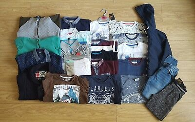 Bundle All Year Round Boys Clothes Age 8 & 8/9 Years