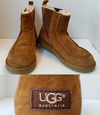 d3e4cf6b8c2 NIB UGG FAIRBANKS Chestnut Boots Men's Size 9.5 (Brown) - $94.76 ...