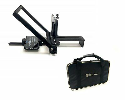 Glide Gear TMP 50 Adjustable Tripod iPhone Smartphone Teleprompter 70/30 Glass